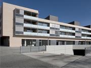 Conjunt de 137 habitatges, locals comercials, un aparcament públic i un centre cívic a Vilanova i la Geltrú.