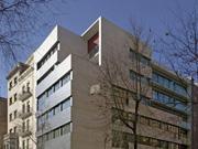 19 unit housing block in Barcelona