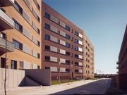 Conjunt de 342 habitatges de protecció oficial i aparcament a Badalona