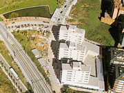 45 unit housing complex in Sant Cugat del Vallès