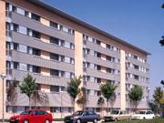 Edifici de 60 habitatges de protecció oficial, locals comercials i aparcament a Molins de Rei