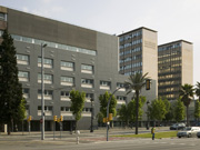 Physics and Chemistry Faculty extension in Barcelona