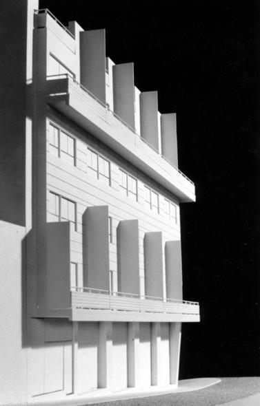 Edificio de 30 viviendas en la calle escorial de barcelona - Calle escorial barcelona ...