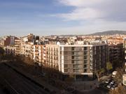 Edifici de 68 habitatges, locals comercials i aparcament a la Gran Via de les Corts Catalanes de Barcelona
