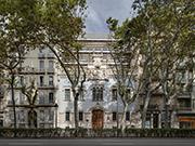Rehabilitació residència Francesc Layret a Barcelona