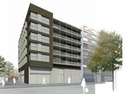 Concurs d'habitatges al carrer Roger de Flor de Barcelona