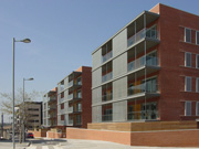 76 unit housing complex in Sant Cugat del Vallès