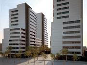 AEG housing complex design competition in Terrassa
