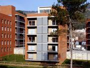 Conjunto de 57 viviendas de protección oficial y aparcamiento en Cervelló
