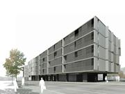 Conjunt de 170 habitatges de protecció oficial, locals comercial i aparcament al sector de Les Guardioles de Molins de Rei