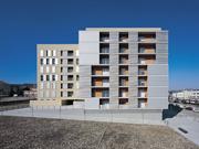 Conjunto de 162 viviendas de protección oficial y aparcamiento en Sant Andreu de la Barca