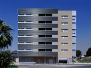 Conjunto de79 viviendas de promoción oficial, locales comerciales, aparcamiento i parque urbano en Sant Just Desvern