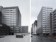Edificio de 175 viviendas dotacionales para jóvenes y un CRAE en el 22@ de Barcelona