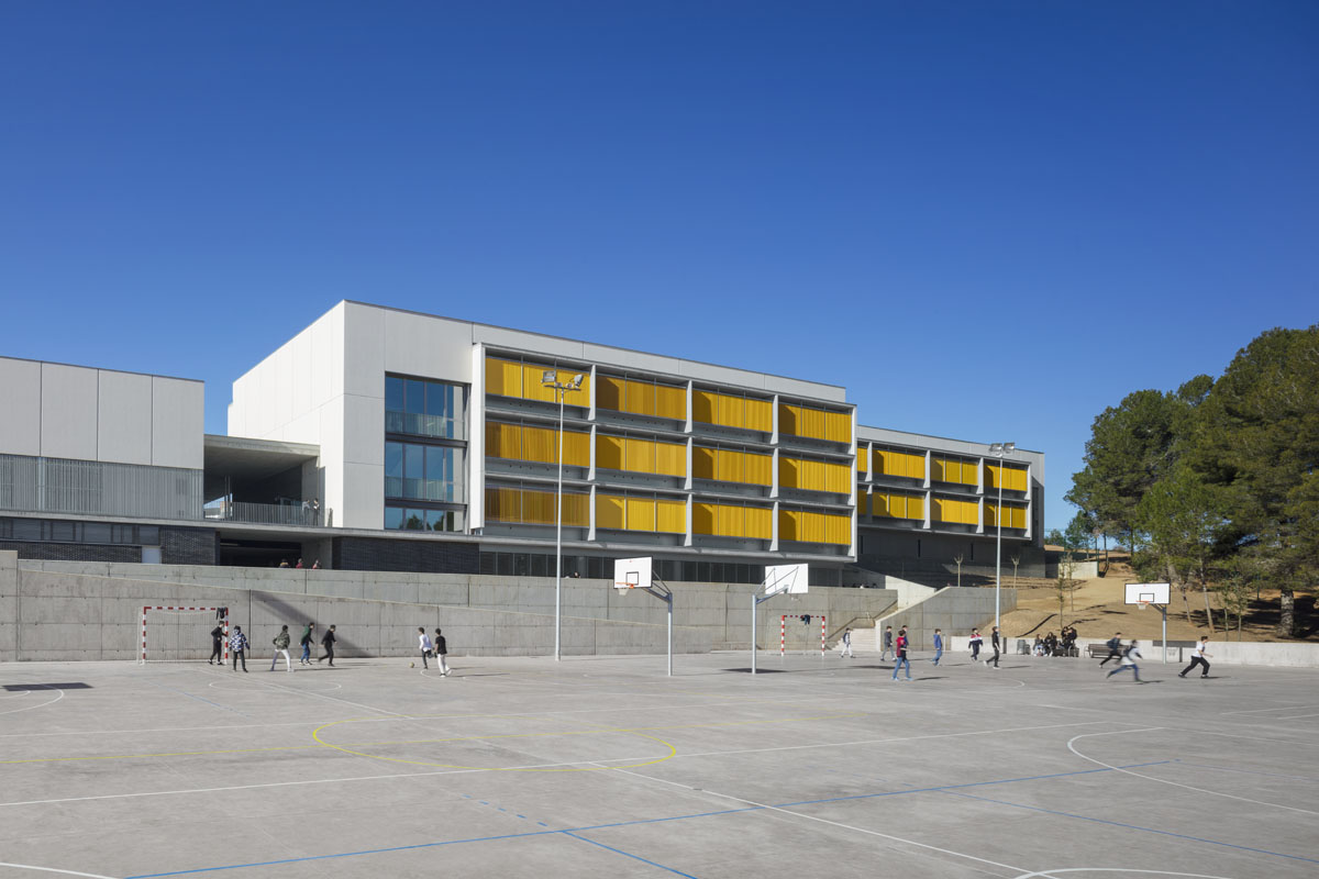 Institut Leonardo da Vinci a Sant Cugat del Vallès
