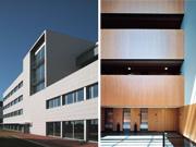 Edificio de oficinas en el Prat de Llobregat