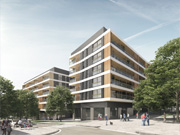 103 unit housing development in Mataró
