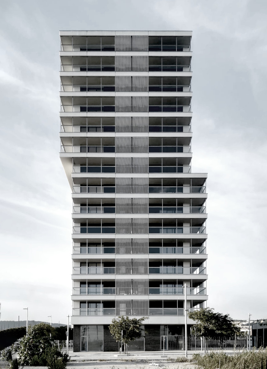 Torre de 62 habitatges a Mataró