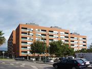 Conjunto de 156 viviendas, locales comerciales y aparcamiento en Badalona