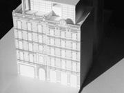 Proyecto de rehabilitación de un edificio de viviendas en el Passeig de Gràcia de Barcelona