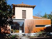 Ampliación de una vivienda en Valldoreix