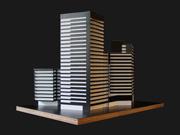 Conjunto Diagonal 0. Torre de viviendas y un hotel en la zona del Fòrum de Barcelona