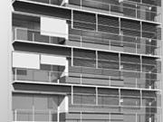Proyecto para la rehabilitación de un edificio de viviendas y aparcamiento en la calle Mestre Nicolau de Barcelona