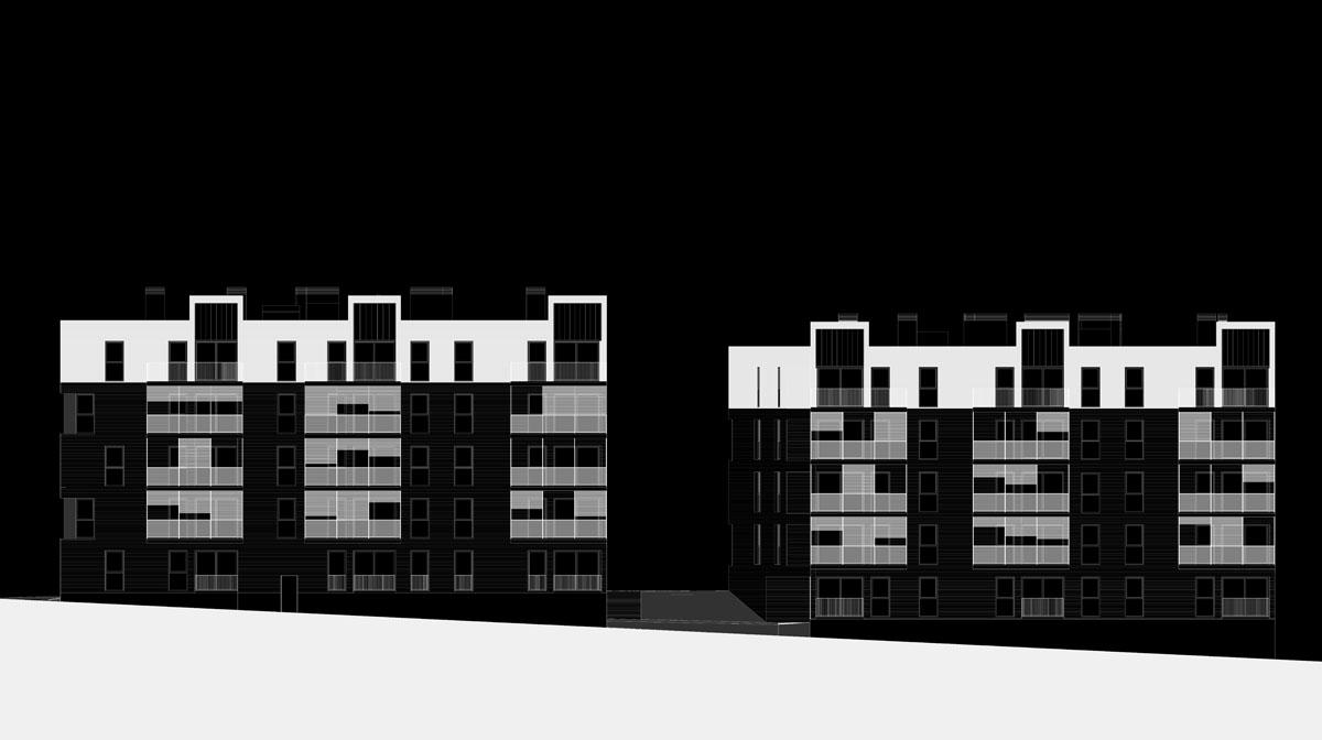Conjunto de 58 viviendas en Montgat